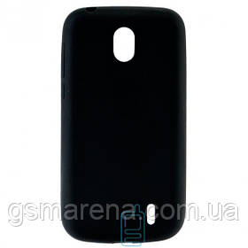 Чехол накладка Cool Black Nokia 1