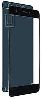 Стекло (для ремонта дисплея) Huawei Nova (CAN-L01/CAN-L11), черное, оригинал
