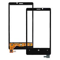 Сенсор (тачскрин) Nokia 920 Lumia чёрный