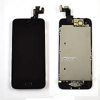 Дисплей (LCD) iPhone 5 + сенсор чёрный