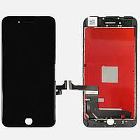 Дисплей (LCD) iPhone 7 + сенсор чёрный