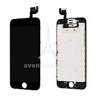 Дисплей (LCD) iPhone 6S + сенсор чёрный