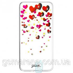 Накладка Fashion Diamond Xiaomi Redmi Note 3 принт #4