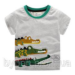 Детская футболка Крокодилы