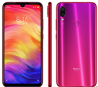 "Xiaomi Redmi Note 7 Global RED 4/64Gb +Чехол+Стекло/ 6.3"" (2340x1080) Snap 660 / 48Мп от Samsung GM1/4000мАч"