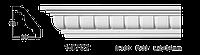 Карниз потолочный с орнаментом Classic Home 1-0702, лепной декор из полиуретана