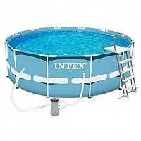 Каркасный бассейн Intex 366х122 см (28726)
