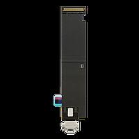 Шлейф iPad Pro 12.9 с разъемом зарядки чёрный