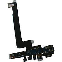 Шлейф Xiaomi Mi4 с разъемом зарядки, микрофоном с вибро