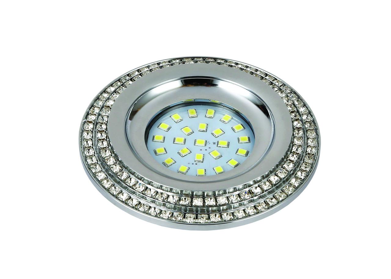 Точечный врезной светильник Levistella 716MKD-C28F CH