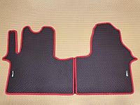 Автомобильные коврики EVA на RENAULT TRAFIC 2 (2001-2014)