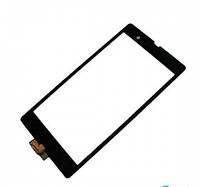 Сенсор (тачскрин) Sony C6602 L36h Xperia Z/ C6603 L36i/ C6606 L36a чёрный оригинал