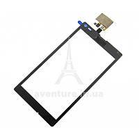Сенсор (тачскрин) Sony E2104 Xperia E4/ E2105/ E2115/ E2124 чёрный