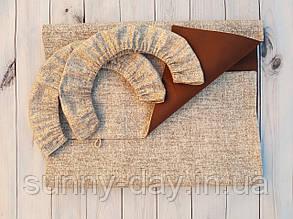 Комплект: накидка и чехол для гобеленовой рамы (30х40см)