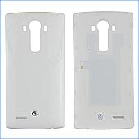 Задняя крышка LG H810 G4/ H811/ H815/ H818/ F500/ LS991/ VS989 белая оригинал