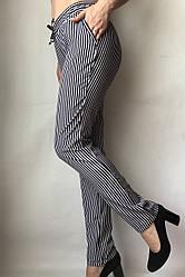 Батальные летние штаны N°17 П/1 (чёрная)