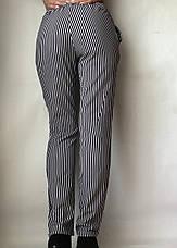 Батальные летние штаны N°17 П/1 (чёрная), фото 3