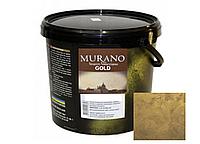 Декоративная венецианская штукатурка Эльф-Декор Murano Gold 1л