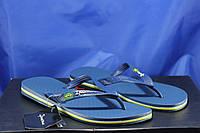 Мужские вьетнамки, пляжная обувь Ipanema Бразилия размеры:42-48