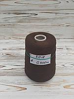 Itlian 100% Лён Пряжа в бобинах для машинного и ручного вязания , фото 1