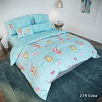 Комплект постельного белья ТЕП 274 Сова Семейный