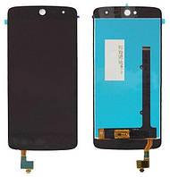 Дисплей (LCD) Acer Z525 Zest + сенсор чёрный