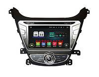 Штатная магнитола Hyundai Elantra 2014-2015