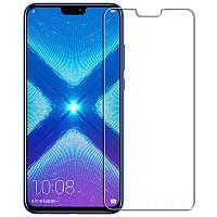 Защитное противоударное стекло для телефонаHuawei Honor 8X (Хуавей, стекло, стекло для смартфона)