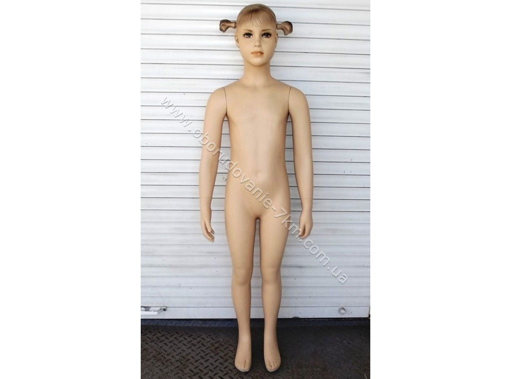 Манекен детский (гипс) АС-5