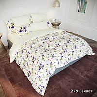 Комплект постельного белья ТЕП 279 Вайлет Двуспальный Евро