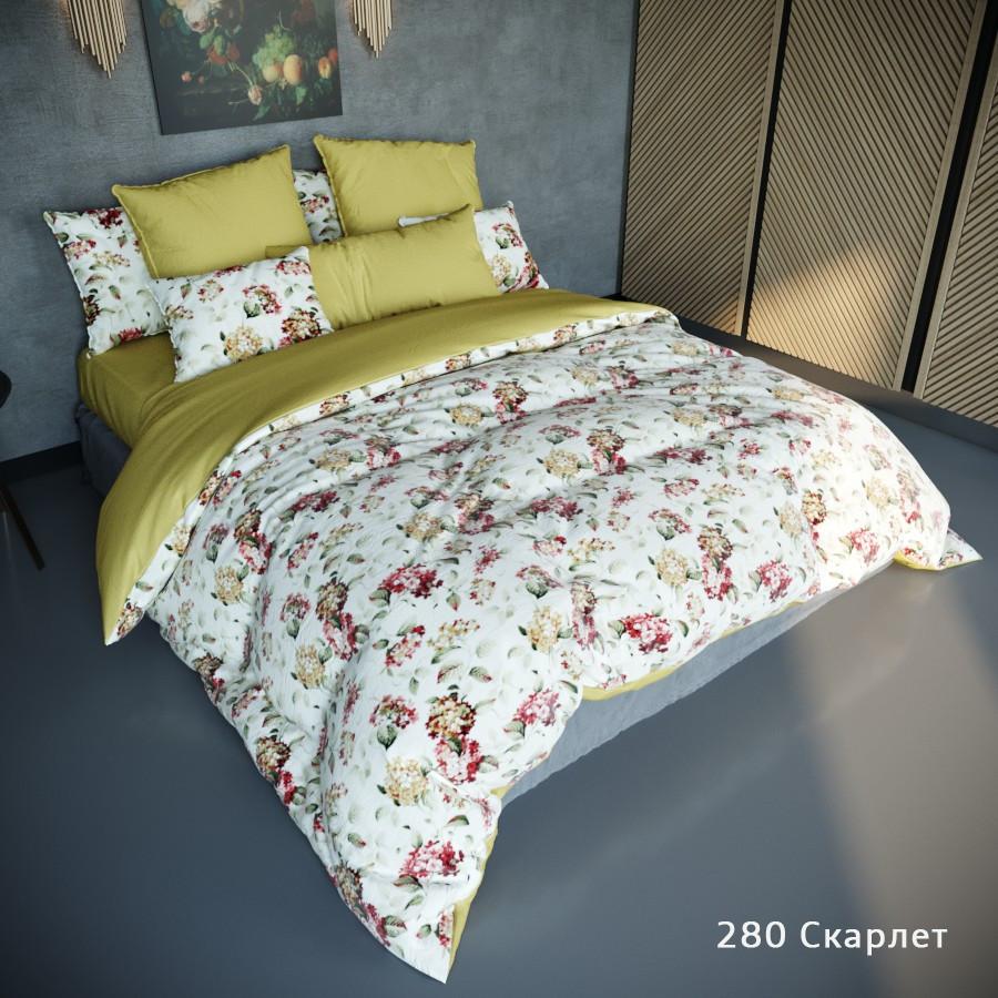 Комплект постельного белья ТЕП 280 Скарлет