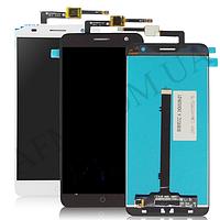 Дисплей (LCD) ZTE V7 + сенсор белый