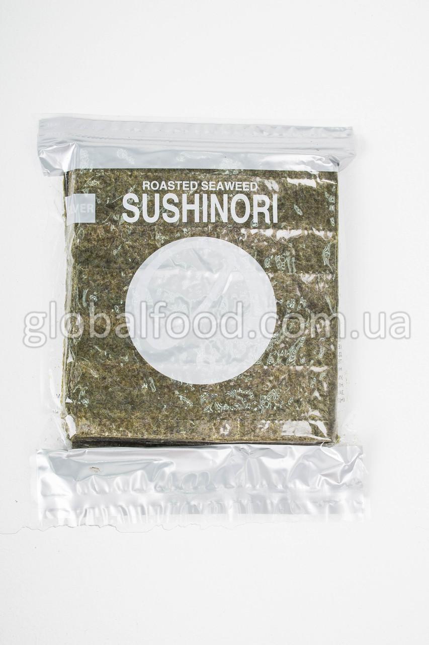 Нори Суши Водоросли Сухие (Silver) (50 листов)