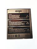 Аккумулятор ERGO B500 First  б/у orig, фото 3