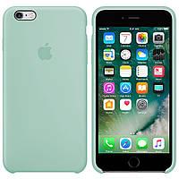 Чехол Silicone case для Apple iPhone 6 / 6S (4.7 Дюйма) Силиконовый (Мятный) (000002159)