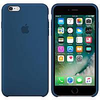 Чехол Silicone case для Apple iPhone 6 / 6S (4.7 Дюйма) Силиконовый (Космо) (000002163)