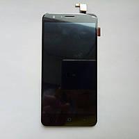 Дисплей (LCD) Doogee Y6/ Y6c + сенсор чёрный