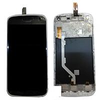 Дисплей (LCD) Fly IQ4410 Quad Phgenix/ Gionee E3 + сенсор чёрный