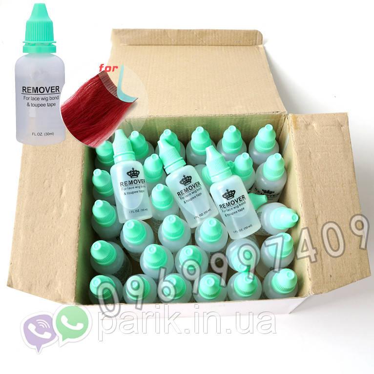 Растворитель, жидкость для снятия клея с парика, накладки (системы волос), ремувер
