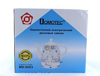 Чайник MS 5053 керамический объем 1.5L