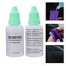 Растворитель, жидкость для снятия клея с парика, накладки (системы волос), ремувер, фото 2