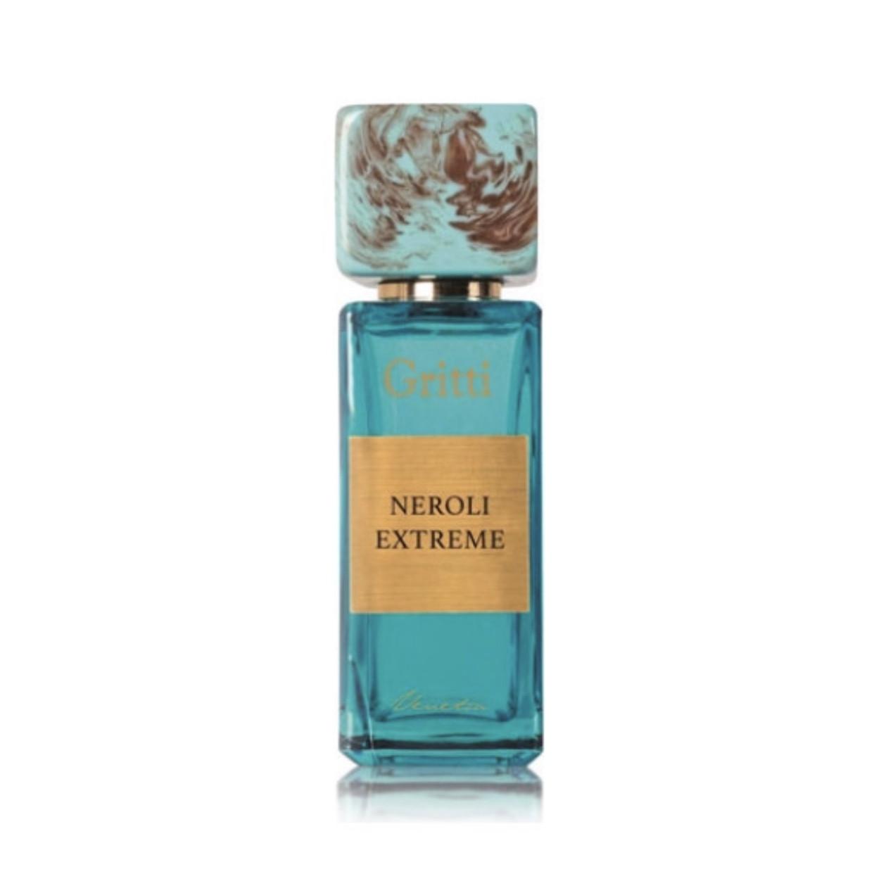 Цитрусовые духи с амброй унисекс GRITTI Neroli Extreme (Гритти Нероли Экстрим) парфюмированная вода - 100ml
