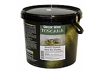 Защитный Воск Эльф-Декор Decor Wax Toscana Матовый 3л