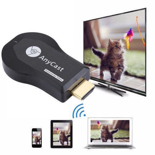 Медиаплеер Miracast AnyCast M9 Plus TV Stick со встроенным Wi-Fi смарт тв