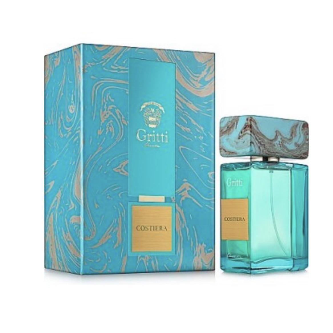 Нішевий парфум унісекс GRITTI Costiera (Грітті Костера) парфумована вода 100ml, Цитрусовий фужерний аромат