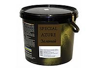 Защитный Лак Эльф-Декор Azure 1л (золотой)