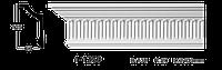 Карниз(плинтус) потолочный с орнаментом Classic Home 1-1250, лепной декор из полиуретана