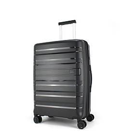 Дорожный чемодан CONWOOD PPT002_65 черный
