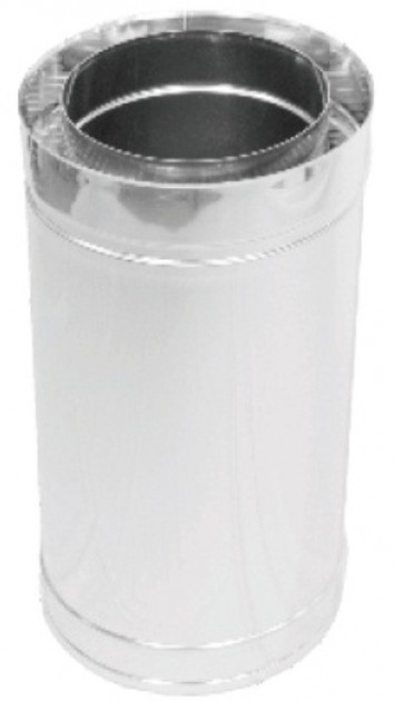Труба теплоизоляционная  н/оц  D100/160/1,0 мм