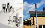Труба теплоизоляционная  н/оц  D120/180/1,0 мм, фото 4